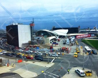 TWA Hotel and Terminal JFK Airport