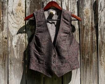 Vintage Womens uniform vest