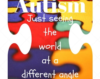 Autism Awareness printable
