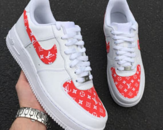 Nike Chaussures Personnalisées Air Force 1