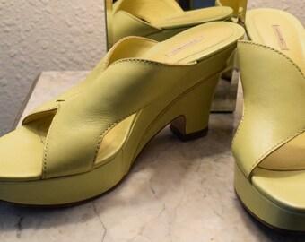 Max Studio Platform Sandals