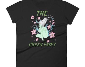 The Green Fairy Women's t-shirt