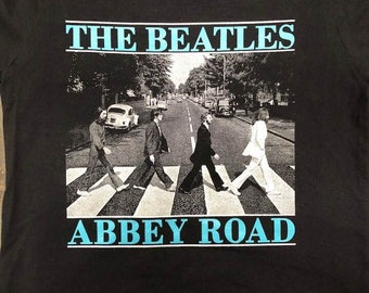 The ∫Beatles∫ Abbey Road Cover Kids Shirt