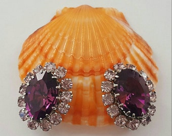 Vintage AUSTRIA Earrings