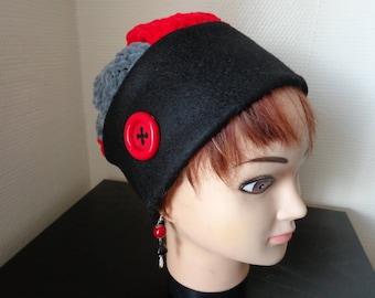 ROUND FELT HAT