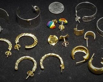 Vintage Sara Coventry earrings - 1970