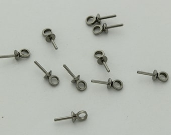 Stainless Steel Ear Stud