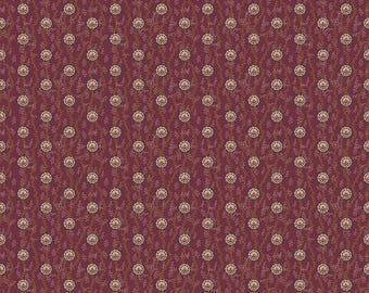 2 Yards, Penny Rose Quilting Sewing Fabric, Houghton Hall Civil War Colors 2016