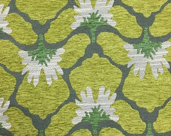 Upholstery Fabric - Chelsea - Grass - Heavy Chenille Home Decor Upholstery & Throw Pillow Fabric by the Yard - Available in 8 Colors