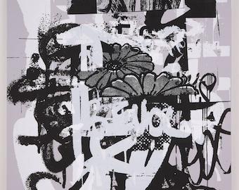 Graffiti Abstract #2