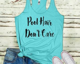 Lake Hair Don T Care Etsy