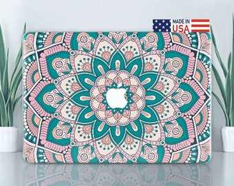 Mandala Macbook 12 Inch Case Macbook Pro 13 Hard Case Macbook Air Case 13 Inch Macbook Air 11 Case Laptop Cover Macbook Pro Retina CZ2108