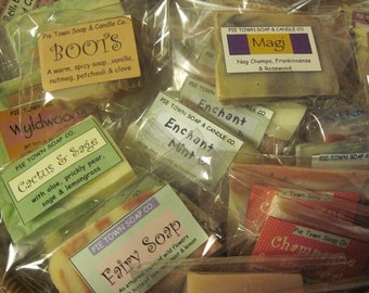 15 Mini Soap Sampler Pack