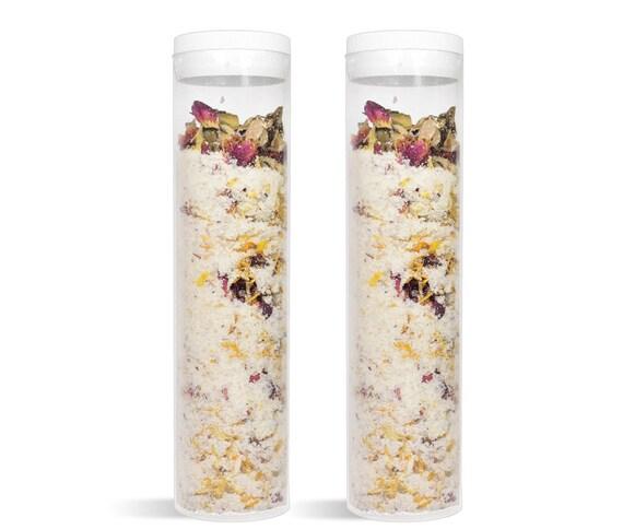 Flower Garden Buttermilk Bath Salts Tea