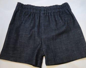 Baby boys shorts - denim shorts, baby boys shorts, baby shorts , baby summer clothes, baby denim shorts, boys clothes, baby boys clothes.