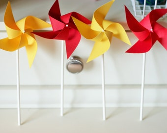 Beauty and the Beast birthday decoration, Beauty and the Beast Blue, Yellow & Red Birthday favors, Beauty and the Beast Party Decoration