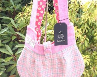 A Harris Tweed  Tote Bag