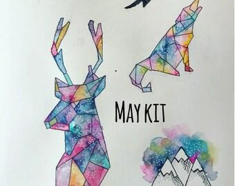 May mystery kit