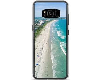 Samsung Galaxy Beach Aerial Phone Case