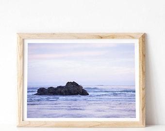 Ocean Print, Modern Coastal Wall Art Prints, Ocean Photography, Printable Art, Landscape Print, Instant Digital Download Art