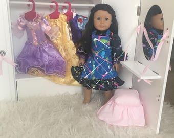 Dizzy from Descendants 2 Doll Dress / 18 Inch Doll Dizzy Dress / 14 Inch Doll Dizzy Dress