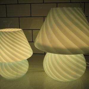 Superior BOGO 40% OFF SALE // Pair Of Vintage Midcentury Venini Murano Style Mushroom  Glass