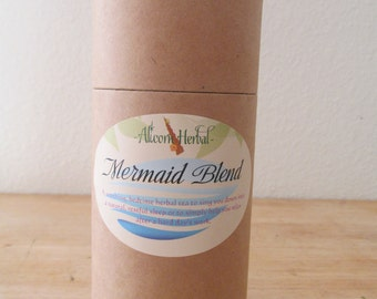 "Bedtime Herbal Tea - ""Mermaid Blend"""