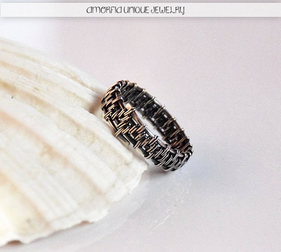 Sterling silver wire wrapped mens ring size 13 sterling silver wire wrapped mens ring size 13 publicscrutiny Image collections