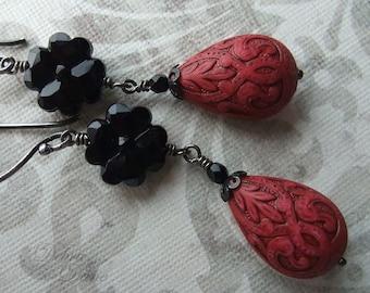 Latin Flamenco Earrings