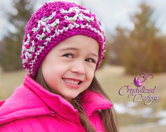 PDF Crochet PATTERN Angelina Slouch