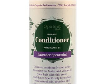 Natural Conditioner - 32 oz. Lavender Spearmint