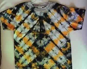 Super Clearance-Tie Dye Youth Medium Tie Dye T-Shirt Kids