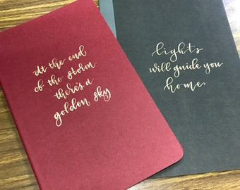 Customised Notebook