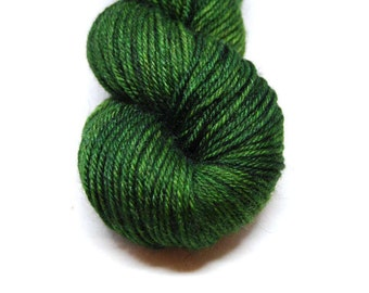 "Jones Street Worsted, ""Emerald"" Yarn, 4 oz"