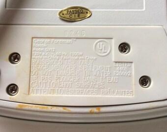 George Foreman roaster