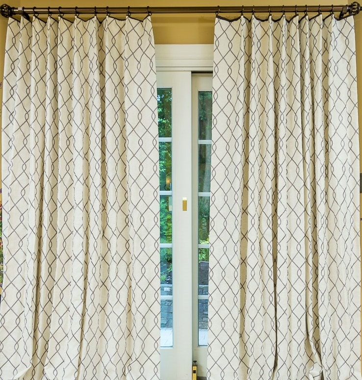 drapes homedsgnlovers inspiration contemporary interior circle modern bedrooms pinterest geometric revamp on your curtains images with curtain best