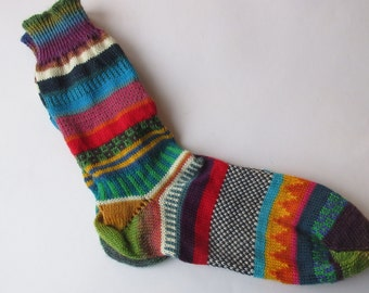 Colorful socks hygge size 42/43