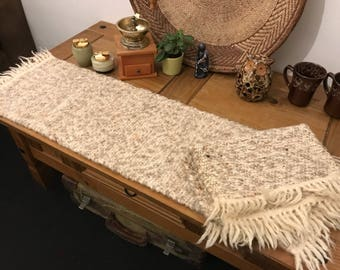 Placemats Dining table sets Dining sets Table decor wool table mats woven table runner vintage placemats & Woven table runner   Etsy