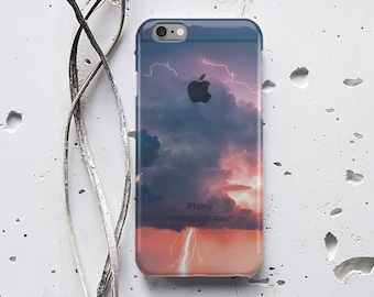Purple Sky Case for Samsung Galaxy S6 Case for Samsung Galaxy S7 Case iPhone 7 Plus Case iPhone 8 Case iPhone  6 Plus iPhone Case WC1616