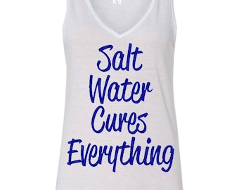 Salt Water Cures Everything