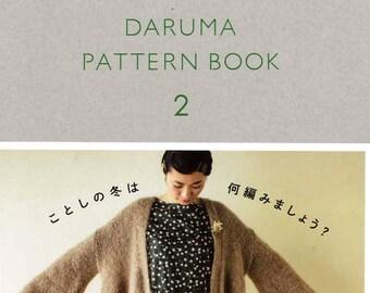 Daruma Pattern Book 2 - Japanese Craft Book