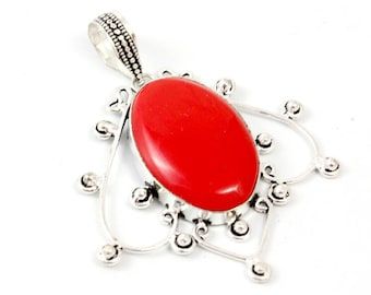 designs red coral pendant usd
