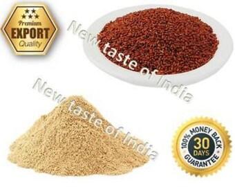 Organic Garden Cress Seed Lepidium Sativum Halim Chandrasur Habburshad Powder