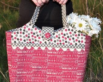 Farmers Market Bag Pattern