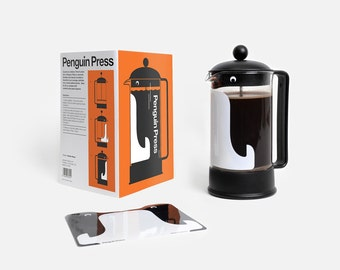 Penguin Press - Decals