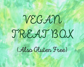 Vegan Treat Boxes