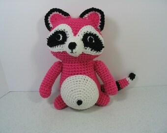 Rosy Raccoon