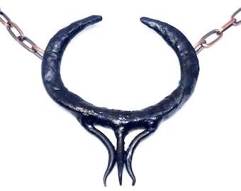 Lunar Witch pendant