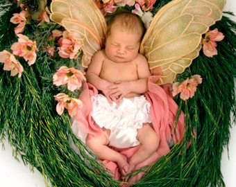 PATTERN and tutorial for fairy wings Chloe Small