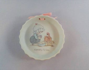 Precious Moments Especially For You Collectors Plate by Enesco 1987